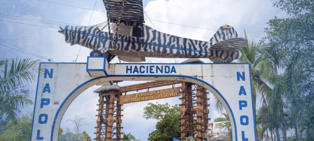 Medellín hacienda Nápoles