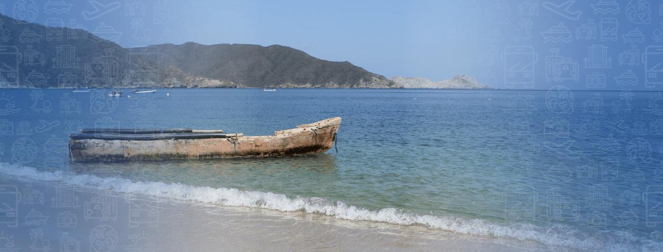 Tayrona Playa Cristal